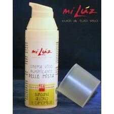 Crema Viso Purificante pelle mista alla Bardana - Mi Luz  - 50ml TEA Natura