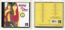 Cd The best of SONNY & CHER The beat goes on NUOVO sigillato Atlantic 1991