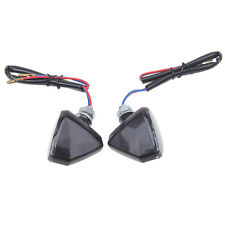 2x Turn Signals LED Indicators Light for Motocross Scooter 125cc-150cc Motorbike