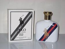 Ralph Lauren Polo Blue Sport Men Eau De Toilette Spray 4.2 Oz READ LISTING