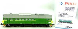 Piko 52804 Pkp ST44-613 Diesel Locomotive PluX22 EP V H0 1:87 Boxed HD5 Μ