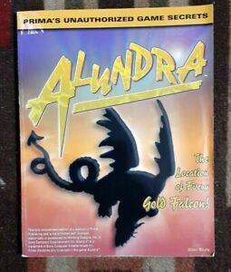 Alundra Prima's Strategy Game Guide