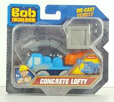 Bob The Builder Concrete Lofty Die Cast Vehicle New Gift Kids Toy Fast Ship G1