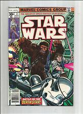 "STAR WARS (v1) #3 Bronze Age Grade 9.4 Find ""Battle On The Death Star""!!"