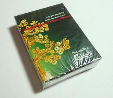 Malaysia Playing Cards Carlsberg Beer Chinese New Year 2012 Asia Green Sealed