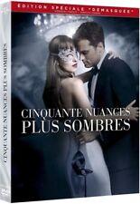 """DVD """"Cinquante Nuances Plus Sombres""""  NEUF SOUS BLISTER"""