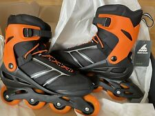 New listing Rollerblade Zetrablade RTL Unisex Inline Skates Men Size 11 (US) BLK Orange NEW