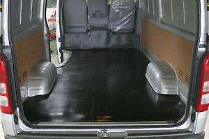 Toyota Hiace LWB Rubber Van Mat (2005 to March 2019)