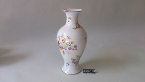 ******Handbemalte Goldrand Porzellan Vase Hollóháza einmalige Gelegenheit!******