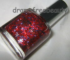 Pure Ice Holiday Nail Polish *FREEDOM* Red/Blue Silver STARS Multi Glitter BNew