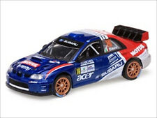 SUBARU IMPREZA WRC07 #16 2009 RALLY MONZA 1/43 MODEL CAR BY VITESSE 43134