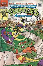 Teenage Mutant Ninja Turtles Adventures #18 Archie Mondo Gecko Candy Fine Yoshi