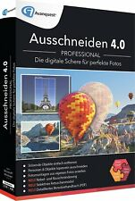 Ausschneiden 4.0 Professional Win ESD /Download Versio Deutsch EAN 4023126119599