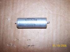1 NOS Sprague Vitamin Q capacitor .47 @ 400 volts vintage tone
