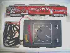 """""""Tampa Bay Buccaneers Express"""" Illuminated Electric Train Set. 2003 Bachmann."""