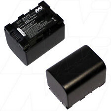 3.7V 2.7Ah Replacement Battery Compatible with JVC BN-VG107E