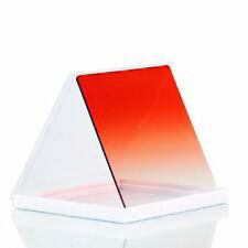Coloured Gradual Red Filter Grad For Cokin P-Series UK Seller