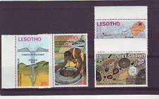 a121 - LESOTHO - SG246-249 MNH 1973 INTERNATIONAL KIMBERLITE CONFERENCE