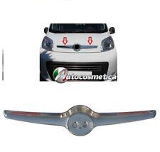 Fiat Fiorino III / Qubo ab 2007 Chrom Leiste Motorhaube 1tlg ABS