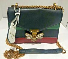 Blind for Love Handbag Chain Fashion Party Bag Purse Bee Buckle