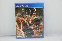 Jeu A.O.T. 2 Attack on Titan 2 sur PS4 NEUF sous blister version PAL VF
