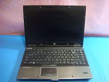 HP 8440W EliteBook With Core i7 2.8GHz With 8GB Memory RAM and NO Hard Drive