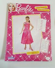 FASCHING KARNEVAL KINDER KOSTÜM Barbie Princess 2 7352 Gr. 116