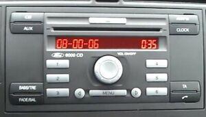 Ford C Max S Max 🚙 CD Radio AUX Code Refurbed + Audio Removal Keys Warranty