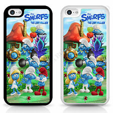 Smurfs The Lost Village Smurfette Case Cover for iPhone Samsung iPod The Smurf