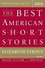 The Best American Short Stories 2013 by Elizabeth Strout
