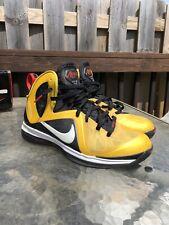 Nike LeBron 9 P.S. Elite 'Taxi' Size 11.5