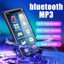 3.5'' 8GB bluetooth 8.0 MP3 MP4 LETTORE IPS FULL TOUCH SCREEN MUSICA FM E-BOOK