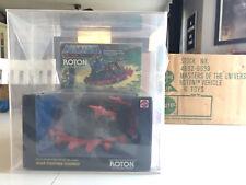 MOTU, ROTON, Masters of the Universe, MISB, He-Man vintage, MOC AFA 75+ U 75+