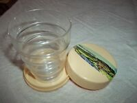 """Souvenir Trinkbecher-Klappbar-Plastik """" Gruss by the Black Forest """" Folding Cup"""