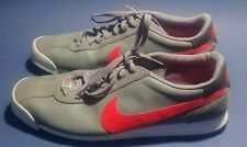 Nike sneakers - Size 11 Shoes - grey, red and white with grey laces