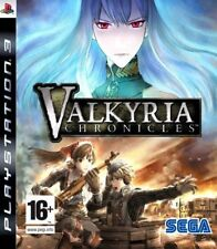 Valkyria Chronicles For Sony PS3 (New & Sealed)
