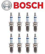 NEW BOSCH 4509 PLATINUM IRIDIUM FUSION SPARK PLUG SET OF 8 FOR MULTIPLES APP
