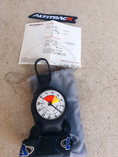 Altitrack skydiving altimeter