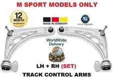 Para BMW 3 E46 M Sport M Technik TCE Modelos Wishbone pista Control De Armas Set Kit
