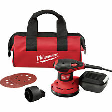 Milwaukee 6034-21 5in. Random Orbit Palm Sander