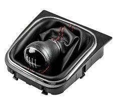 Shift Gaiter VW EOS Jetta Golf 5 6 Gear Knob 6 G Gti Look Schaltmanschette Red