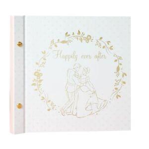 Wedding Disney Photo Album - Cinderella & Prince Charming - 'Happily Ever After'