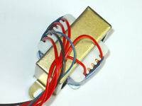 110V/220V tube pre-amp headphone power transformer X-Former 0V-115V-230V 0-6.3V