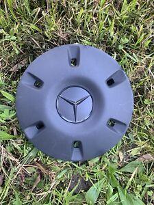 Genuine Mercedes Benz Sprinter 2006-2020 Black Centre Hub Cap OEM Wheel Cover
