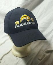 buffolo sabres 06 07 one team one goal hat stanly cup new era fits