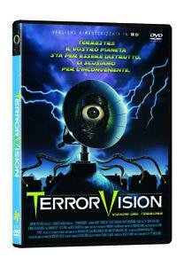 Terror Vision - Visioni del terrore - Rimasterizzato in HD (DVD)