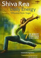 Shiva Rea Daily Energy - Vinyasa Flow Yoga [DVD]