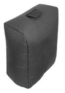 """Alessandro 2x12 Cabinet Cover - Black, Water Resistant, 1/2"""" Padding (alss014p)"""