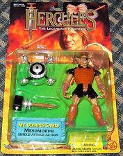 "XENA * WARRIOR PRINCESS* HERCULES * ""MESOMORPH"" 5 inch action figure!!!  MOC!!!"