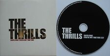 THE THRILLS   __   SANTA CRUZ [ YOU`RE NOT THAT FAR ]  __   1Track  PROMO CD